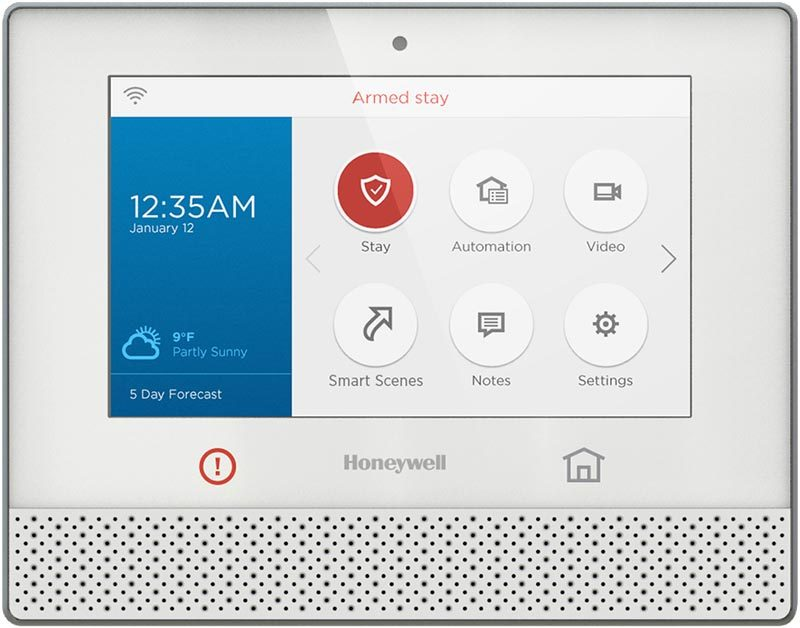 honeywell s home security system now compatible with homekit