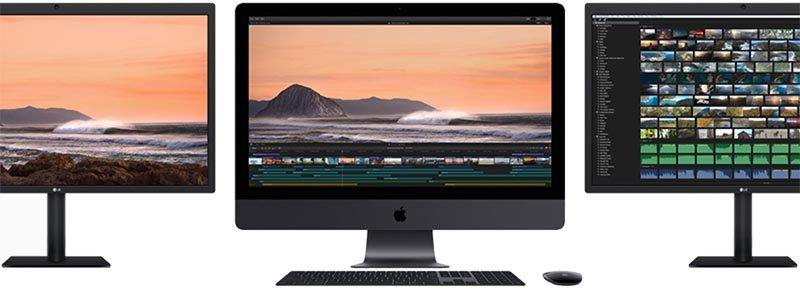 imac pro will be available at apple stores by mid next week