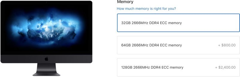 imac pro s ram can only be upgraded by apple or authorized service provider
