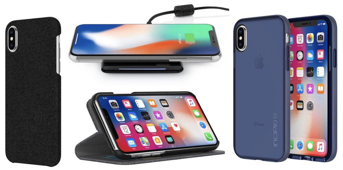 incipio and incase offering 15 off sitewide sales on iphone x cases qi mats macbook sleeves and more