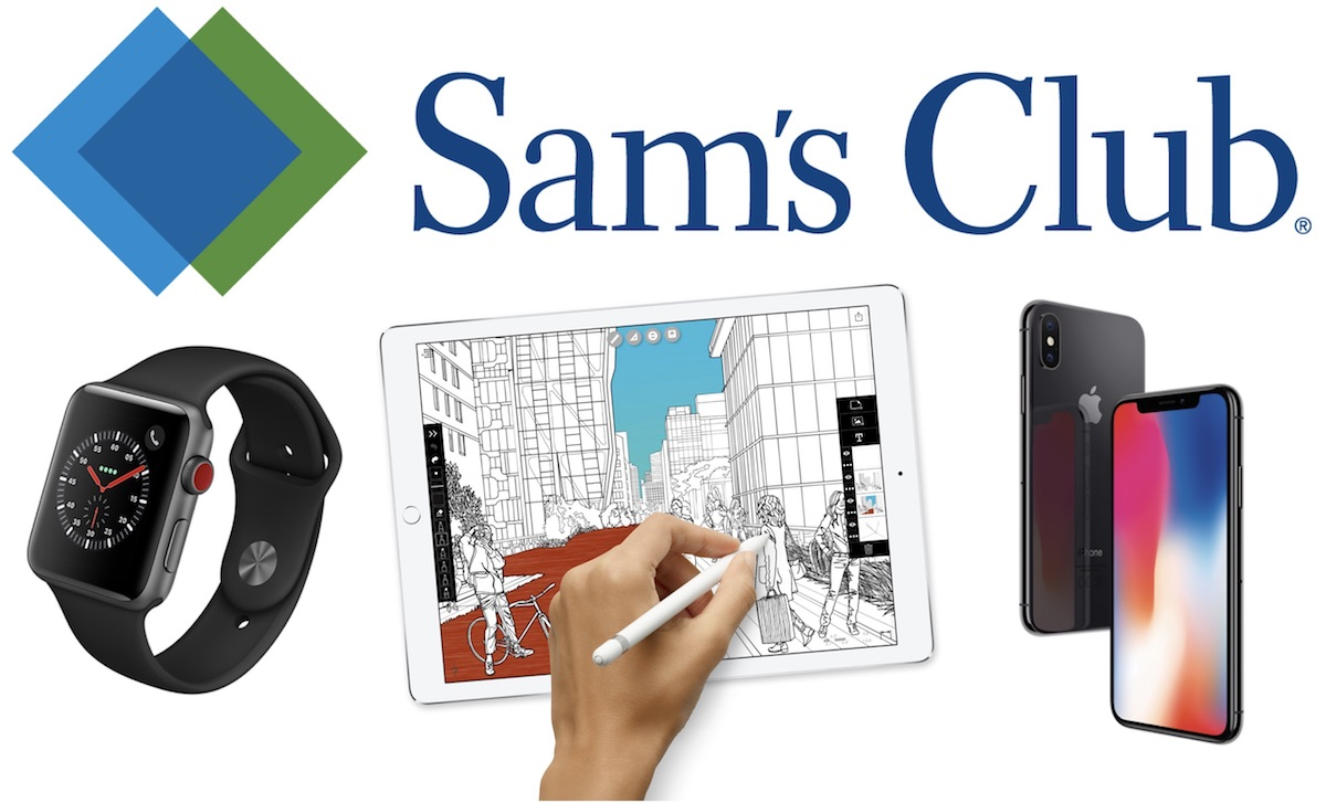 sam s club launching member exclusive event tomorrow with discounts on ipad pro apple watch series 3 and more