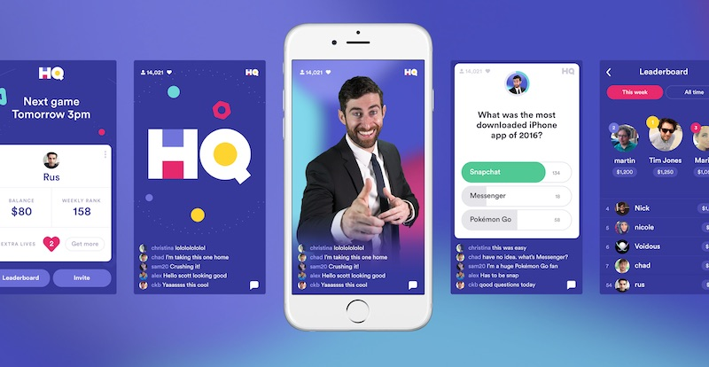 hq trivia introducing new wheel of fortune style game in october called hq words