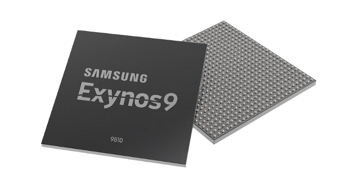 samsung announces exynos chip for galaxy s9 series with iphone x like features