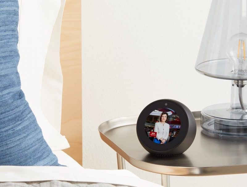 amazon starts taking pre orders from u k customers for echo spot