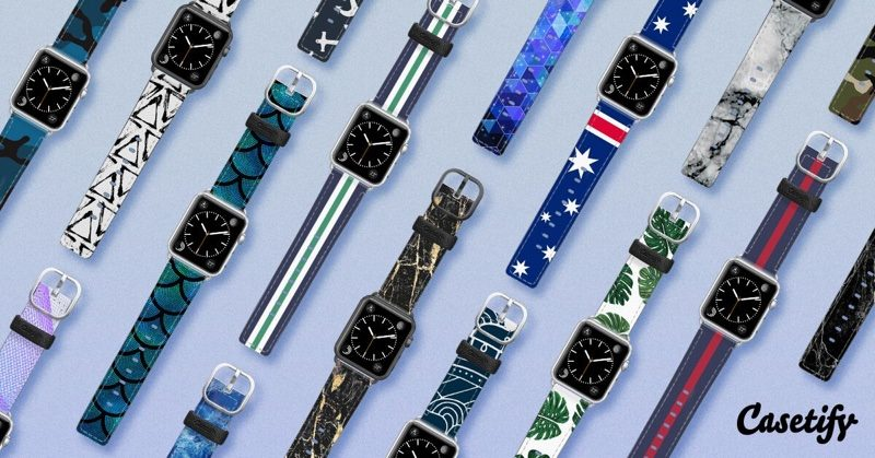 macrumors giveaway win an apple watch band from casetify