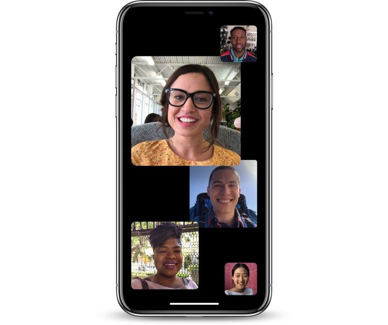apple seeds first beta of ios 12 1 to public beta testers with group facetime