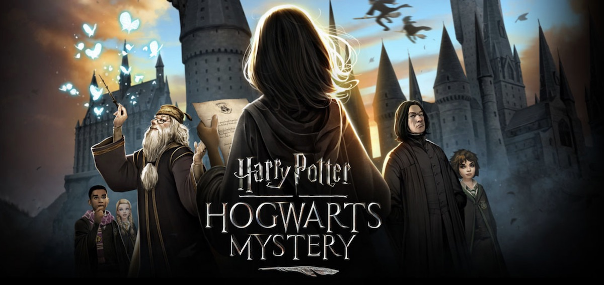 new details and first trailer debut for ios rpg harry potter hogwarts mystery