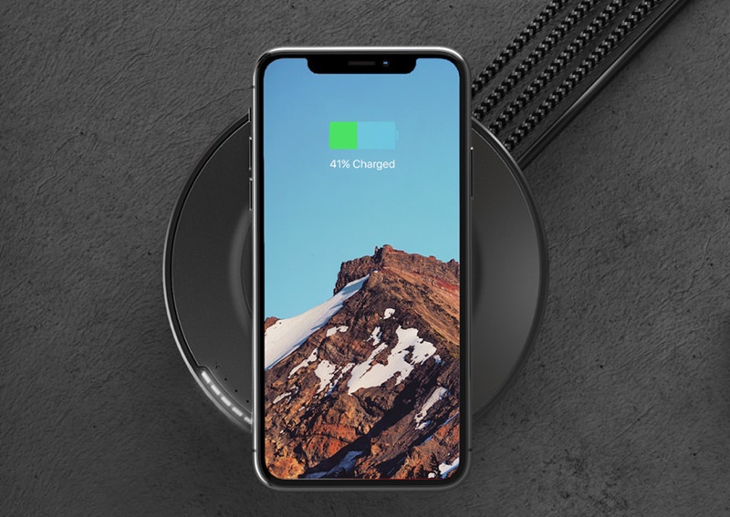 nomad launches new 4 port wireless charging hub with support for fast charging