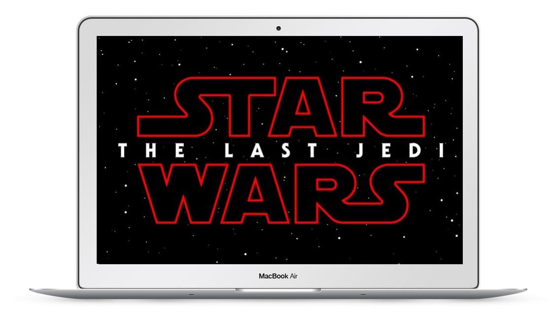 air gapped macbook air helped rian johnson avoid leaks when writing star wars the last jedi