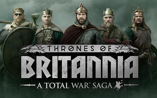 total war saga thrones of britannia coming to mac on thursday may 24