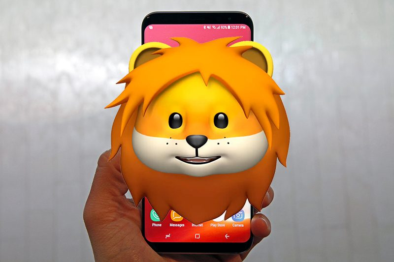 samsung s galaxy s9 expected to copy iphone x s animoji feature