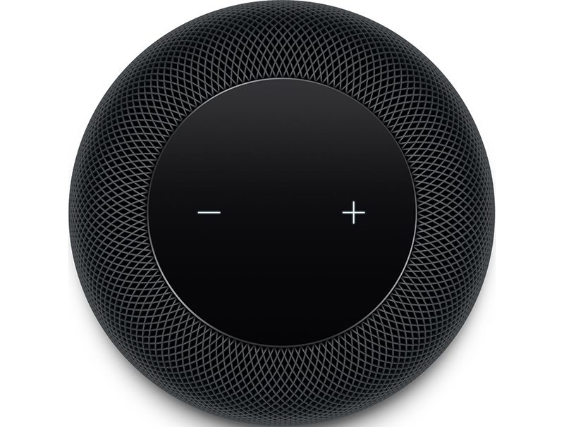how to use the homepod s physical controls