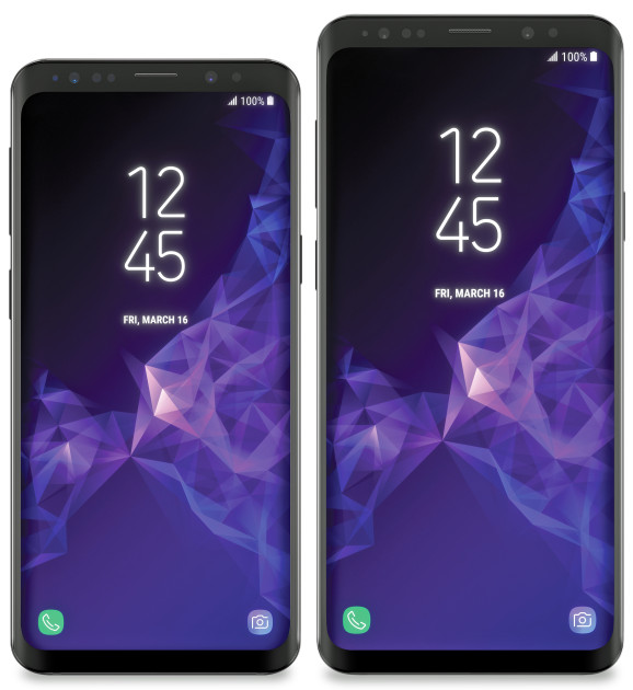 samsung unveils galaxy s9 series smartphones with dual lens variable aperture camera and ar emoji