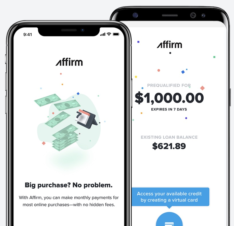Affirm Announces In-Store Financing Options With Virtual Card Integration in Apple Pay