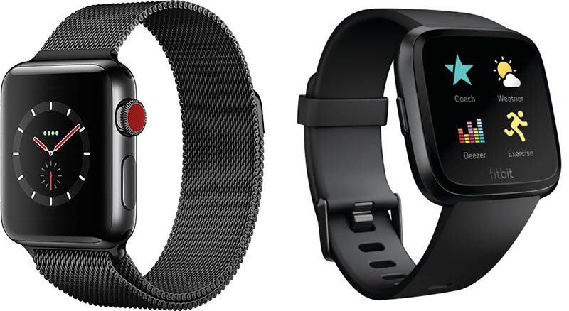 quick takes fitbit executive says he hasn t met anyone passionate about owning an apple watch