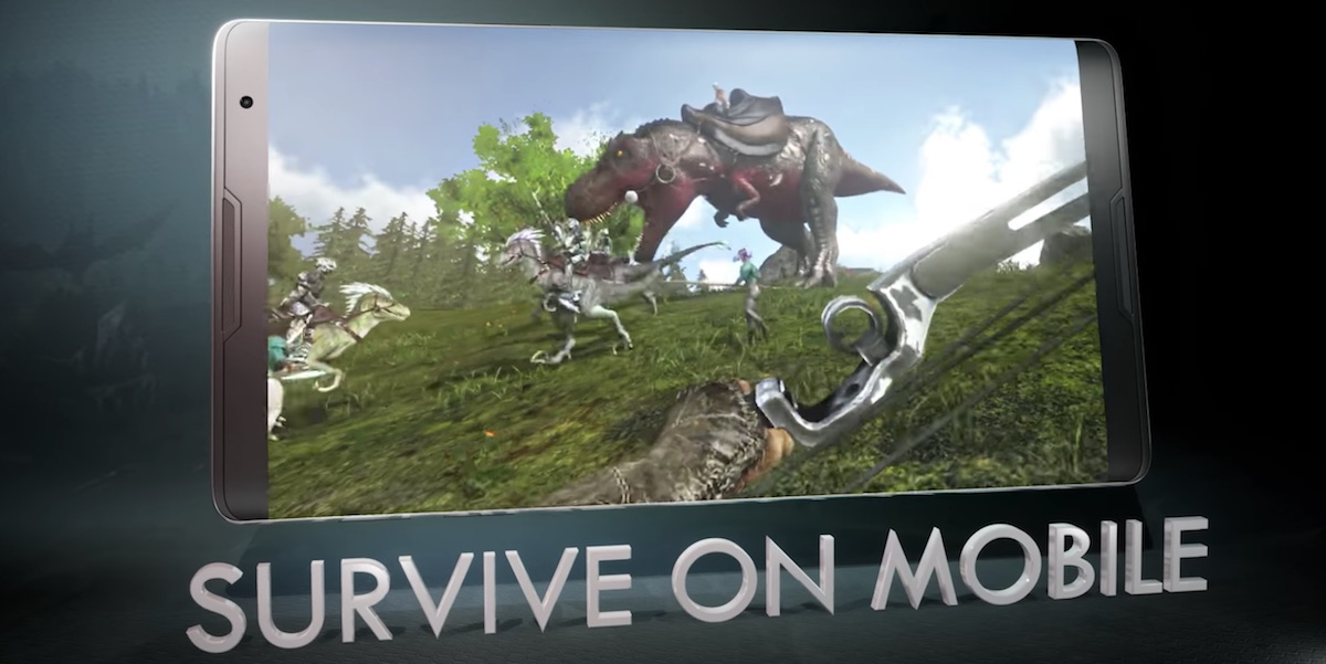 ark survival evolved coming to ios this spring with full online experience