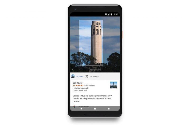 google lens currently rolling out to ios via google photos app