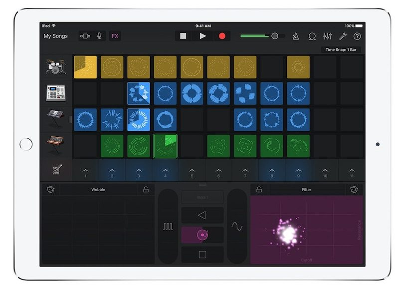 Apple Updates Clips and GarageBand on iOS With New Educational Features