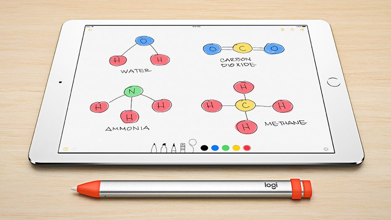 logitech s crayon stylus expands to all users through apple store availability
