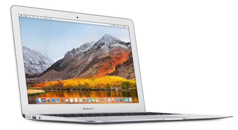 apple expected to release new macbook air at end of third quarter september or october