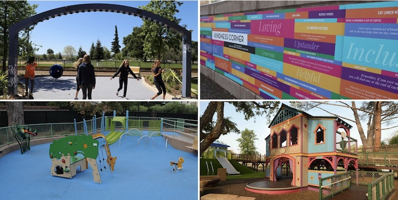 apple donates 250k to sponsor innovation zone in accessibility focused playground coming to sunnyvale