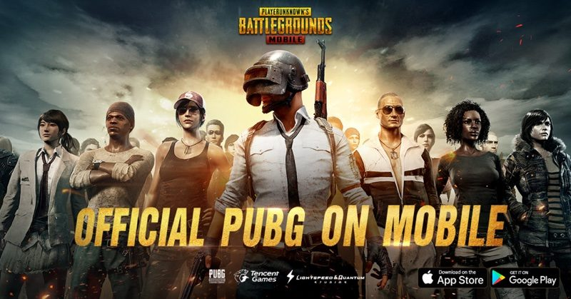 official pubg mobile game now available from ios app store in the u s