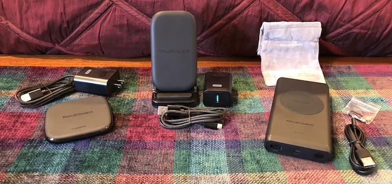 review ravpower hyperair 7 5 watt wireless chargers