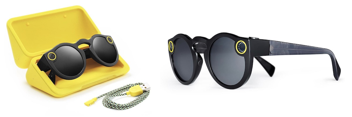 snapchat s spectacles model 002 appears in fcc filing with improved wi fi and hint at redesign