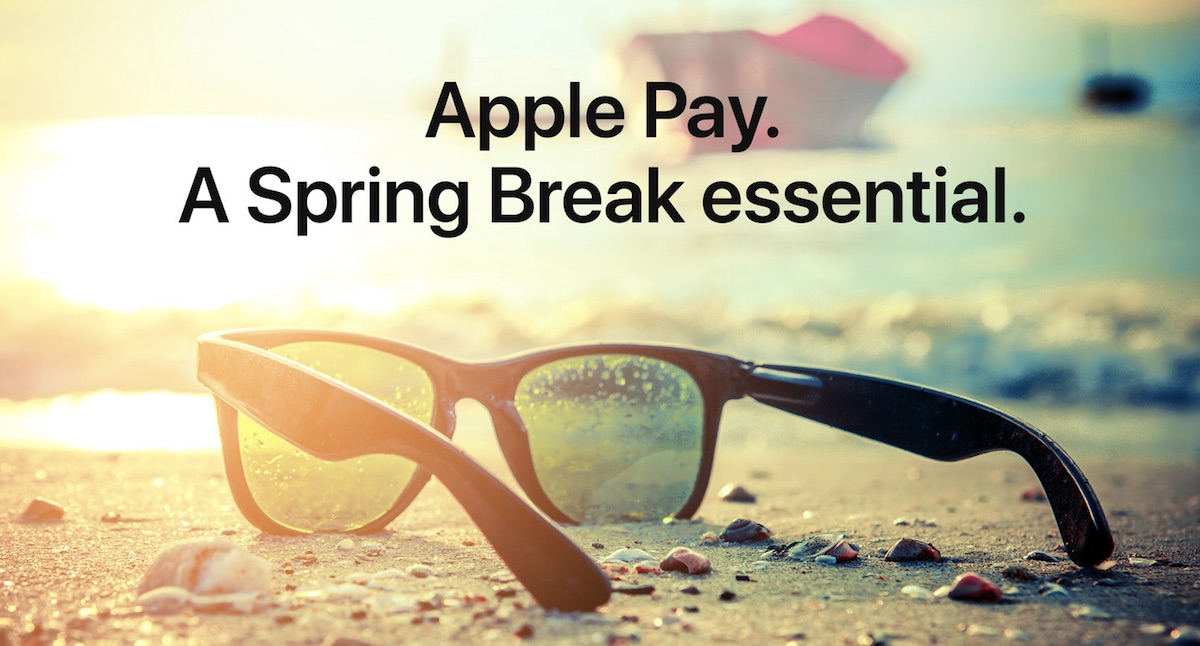 apple pay promo kicks off spring break with free song credits from touchtunes