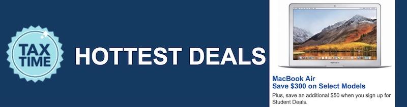 best buy offering up to 350 off macbook air models