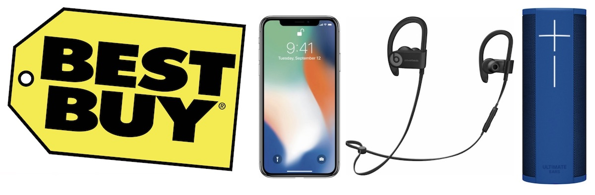 deals iphone x and beats at best buy 2017 ipad at walmart and latest anker discounts