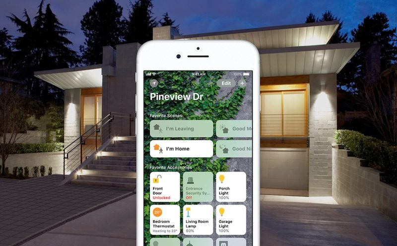 Amazon Has Reportedly Gained Edge Over Apple in Deals With Smart Home Builders