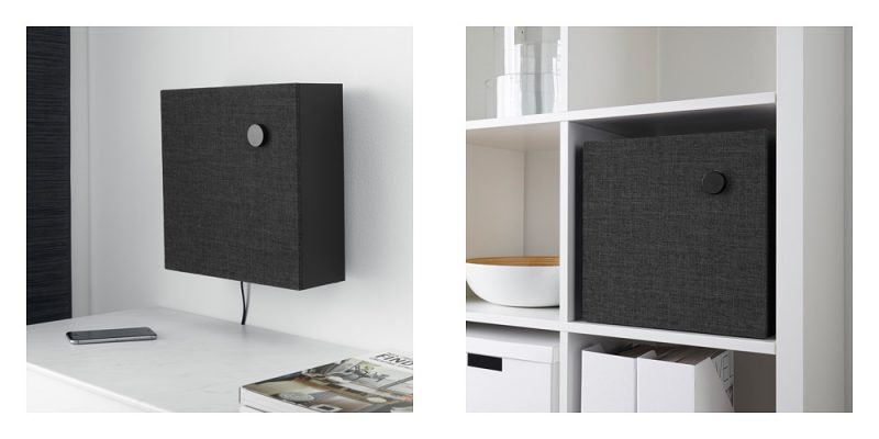 IKEA Unveils Minimalist \'Eneby\' Line of Bluetooth Speakers