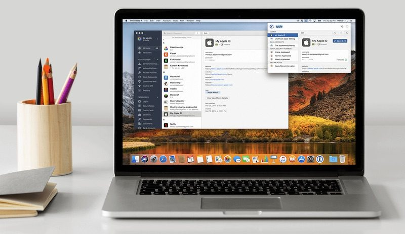 1password 7 for mac launching today with redesigned sidebar easier access to vaults and much more