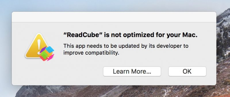 how to learn which apps will stop working on your mac when 32 bit support ends