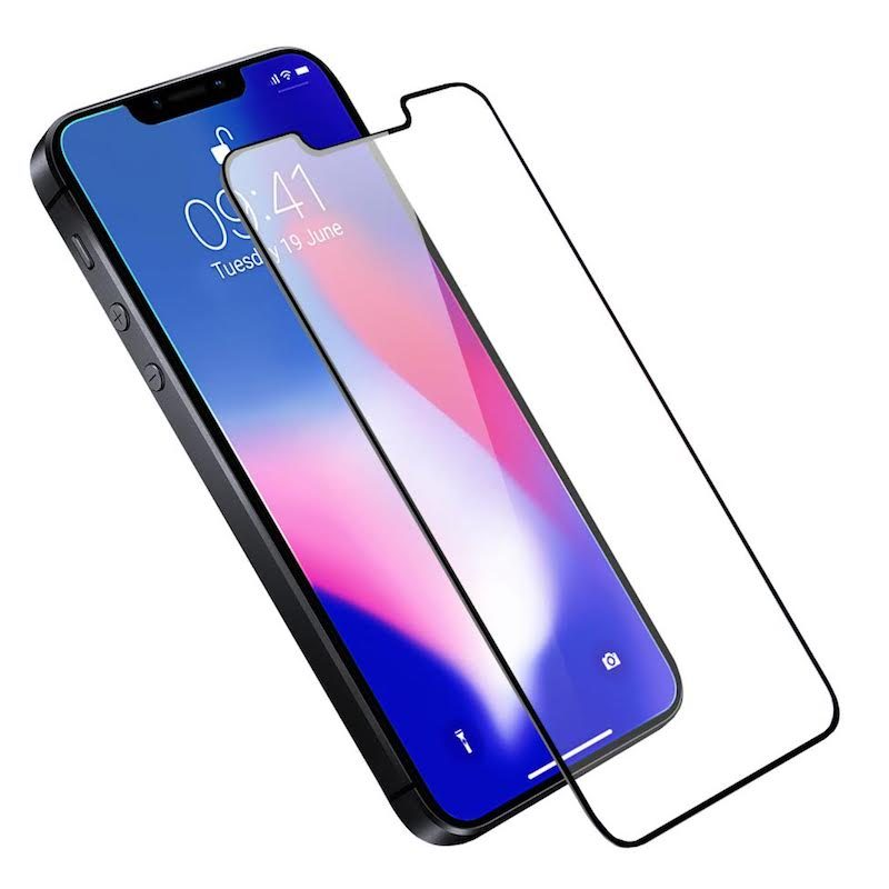 case maker olixar expects iphone se 2 to have a notch but apparent lack of home button and face id cast doubts