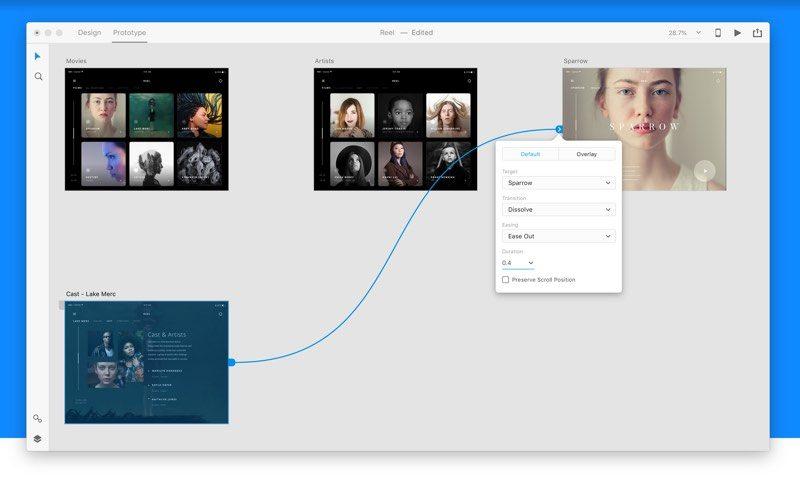 adobe makes xd design software free through new xd cc starter plan