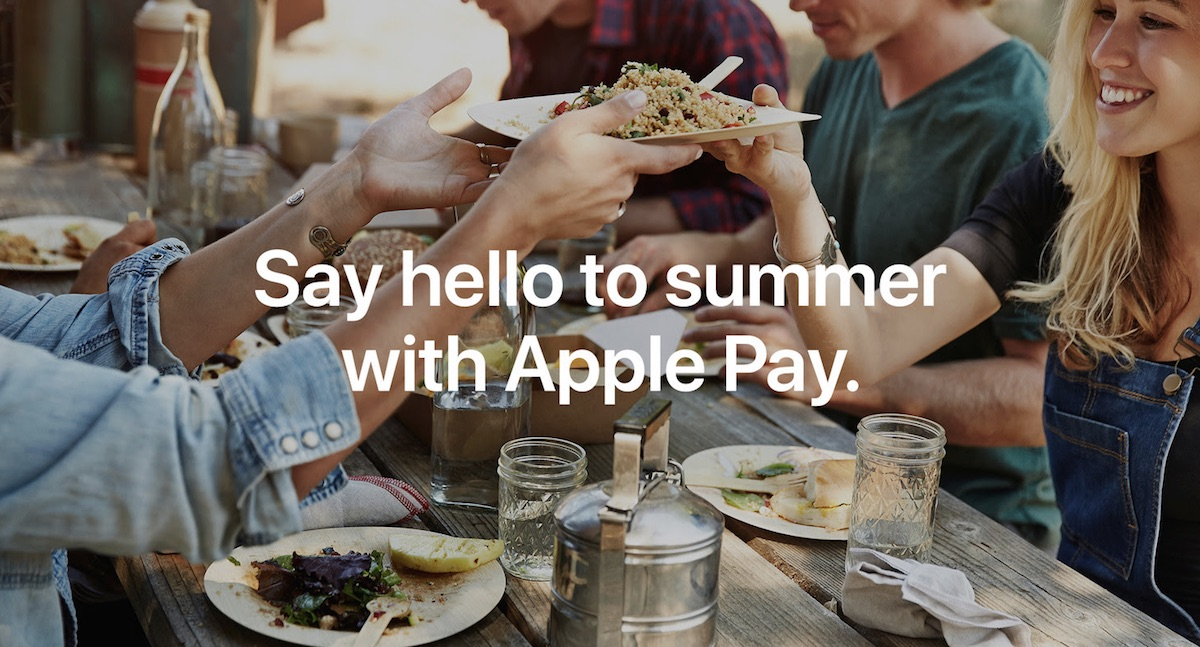apple pay offering free delivery from postmates for first orders placed by new customers