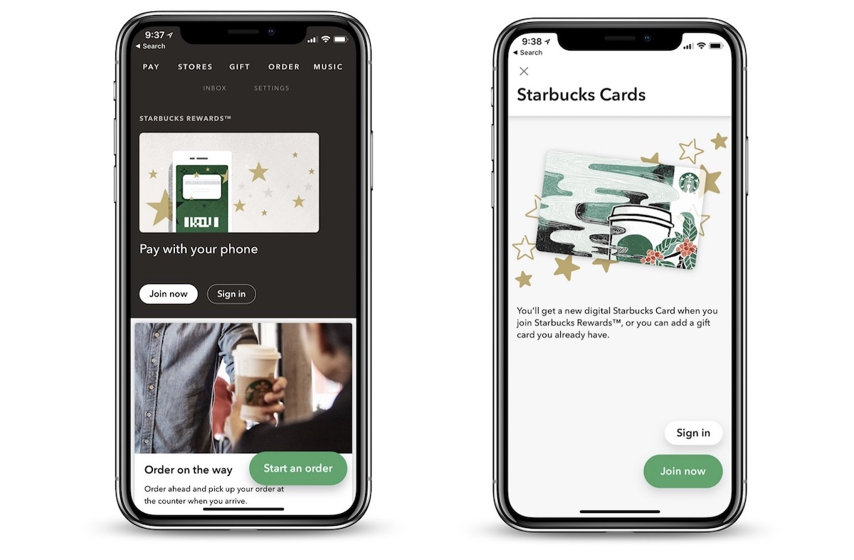 starbucks in store mobile payments estimated to be more popular than apple pay in u s