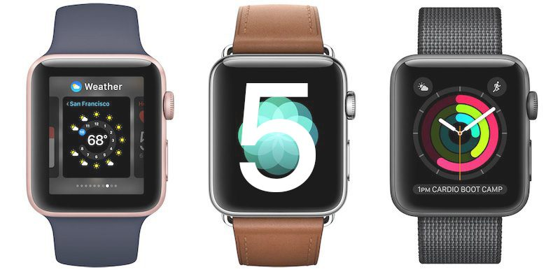 watchos 5 wishlist features macrumors readers want to see introduced in the next apple watch software update