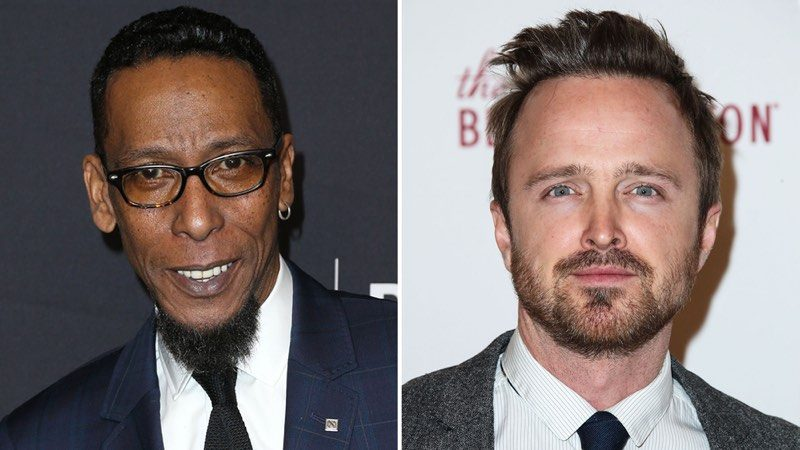 breaking bad s aaron paul joins cast of upcoming are you sleeping apple tv series