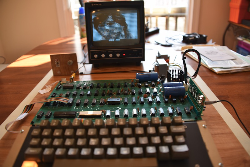 charitybuzz launches auction for rare duston 2 apple i computer valued at 600k