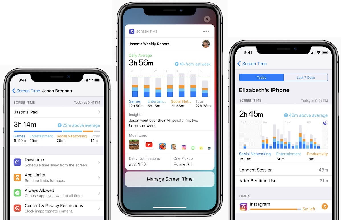apple explains how ios 12 will help you limit distractions with new screen time settings and more
