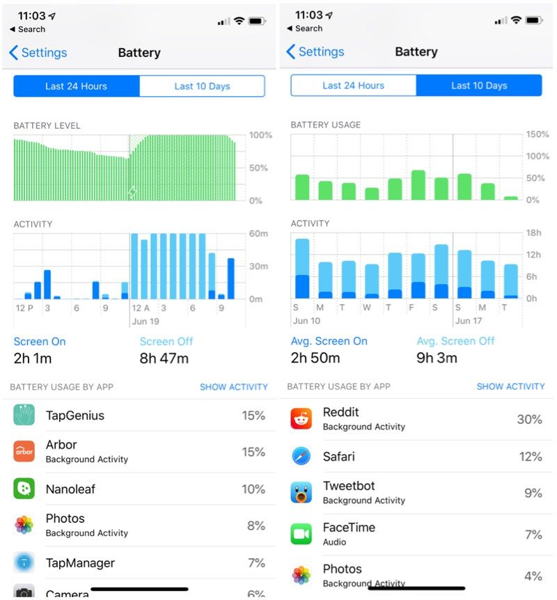 what s new in ios 12 beta 2 screen time updates battery usage tweaks and more