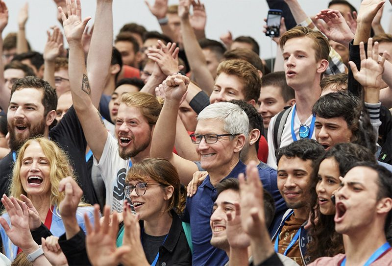 a week in the life of wwdc 2018 scholarship winners
