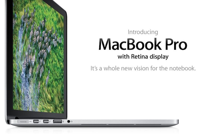 apple s first macbook pro with retina display is now vintage