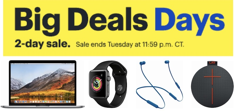 deals up to 500 off 2017 macbook pro at best buy and 100 itunes gift cards for 85 at paypal