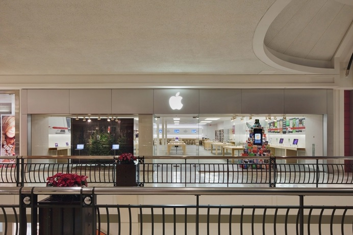 the first ever apple store introduced by steve jobs in 2001 set to receive facelift
