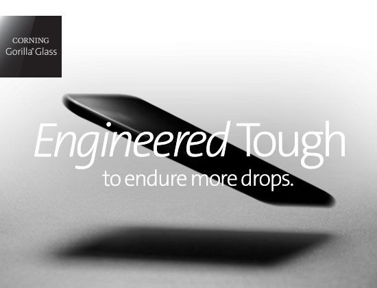 corning debuts gorilla glass 6 with unprecedented multi drop protection that could be used in future iphones