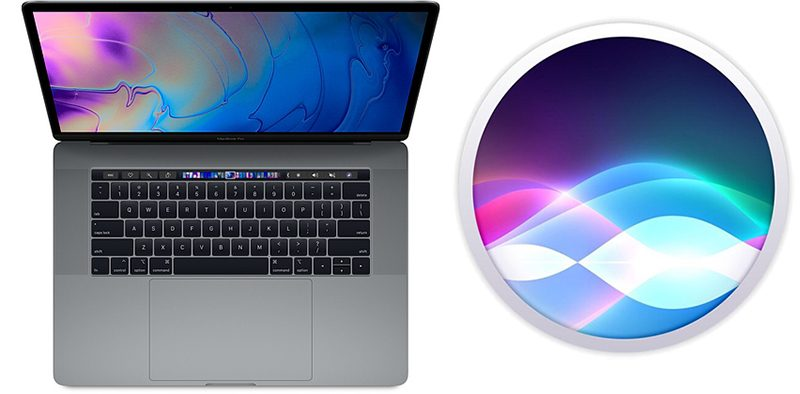 2018 macbook pro models with touch bar support hey siri